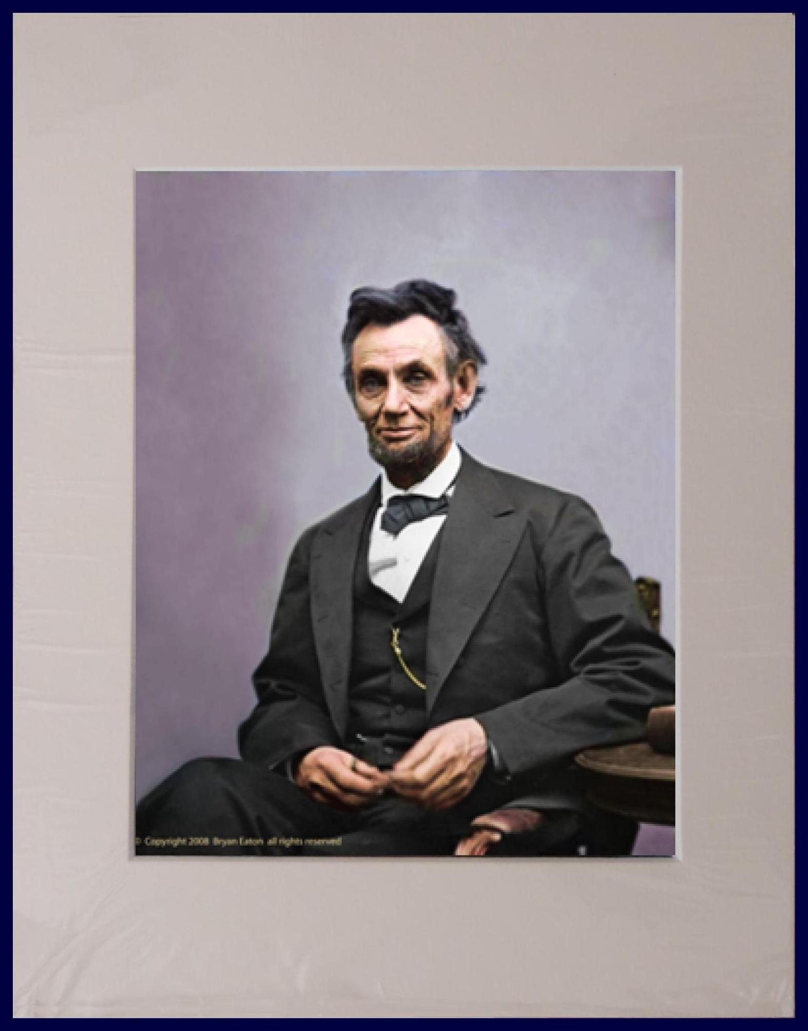 Abraham Lincoln Art